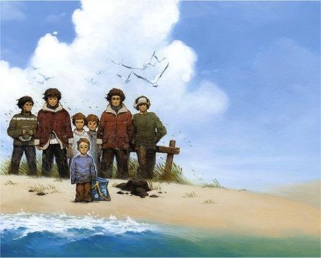 L'enfant océan | La bibliothèque jeunesse idéale | Scoop.it