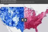 The World in 1812 and 2013 | Nonprofit Data Visualization | Scoop.it