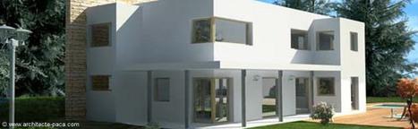 L'habitat du XXIe siècle s'offre une architecture plutôt dépouillée | Immobilier | Scoop.it