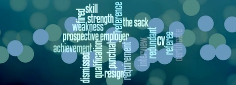English Vocabulary For Job Applications and Interviews   English Word Power   Scoop.it
