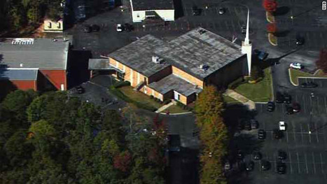 1 killed in shooting at Georgia megachurch | Small Business Development | Scoop.it