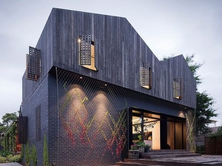 Twin Peaks House by Jackson Clements Burrows » CONTEMPORIST | What Surrounds You | Scoop.it