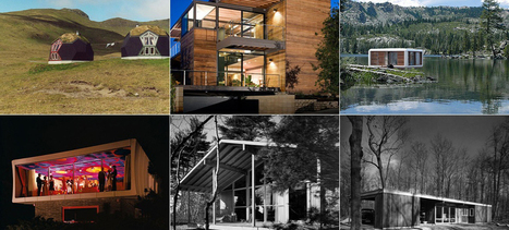 9 of the Coolest Prefab Houses in History   Strange days indeed...   Scoop.it