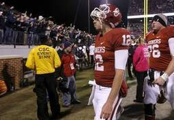 Bob Stoops Continues To Defend Quarterback Landry Jones | Sooner4OU | Scoop.it