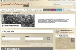 Lancé il y a un an, le Grand Mémorial s'enrichit de 560.000 poilus | Rhit Genealogie | Scoop.it