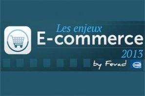 Enjeux E-commerce : comment le parcours client se digitalise | E-commerce | Scoop.it