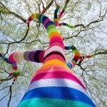 Yarn Bombing / Guerrilla Crochet – A Collection | Junctions of Contemporary Art & Education | Scoop.it