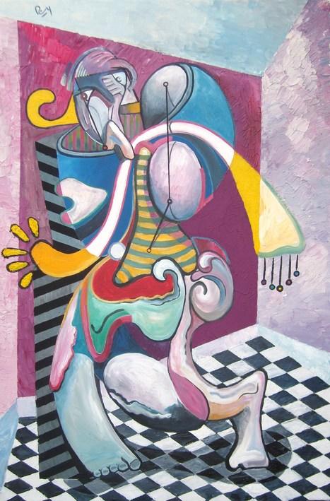 Oliver Perry | Painter | les Artistes du Web | Scoop.it