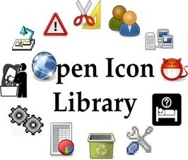 Open Icon Library - Free/Open Icons | Wiki_Universe | Scoop.it