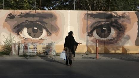 Afghan artist paints Kabul's walls of war to help heal city | CBC (Canada) | Kiosque du monde : Asie | Scoop.it