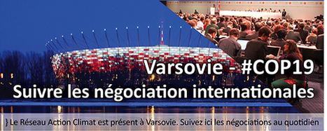 RESEAU ACTION CLIMAT FRANCE - Les Conférences Annuelles des Parties (COP/MOP) | Conférence Climat 2015 - Paris | Scoop.it