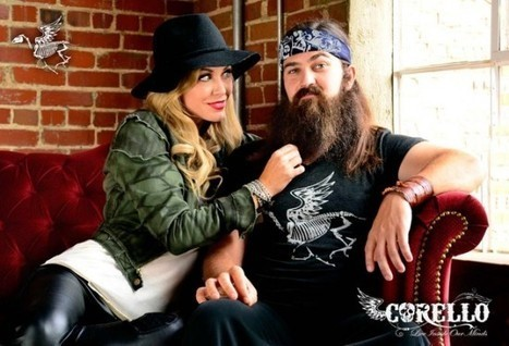 No-Shave November: Corello & Duck Dynasty Support St. Jude Children's Research Hospital - The Los Angeles Fashion magazine | Best of the Los Angeles Fashion | Scoop.it