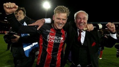 Bournemouth promotion: Bucket collections to Premier League - BBC Sport | lIASIng | Scoop.it