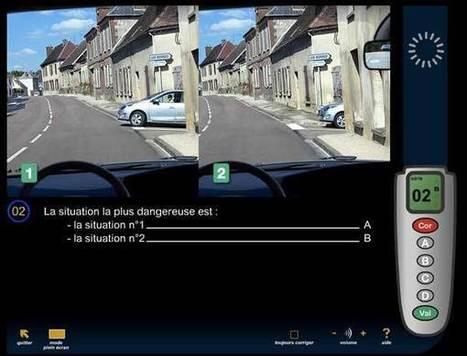 Permis de conduire : passer son code de la route sur Internet | Boite à outils web | Scoop.it