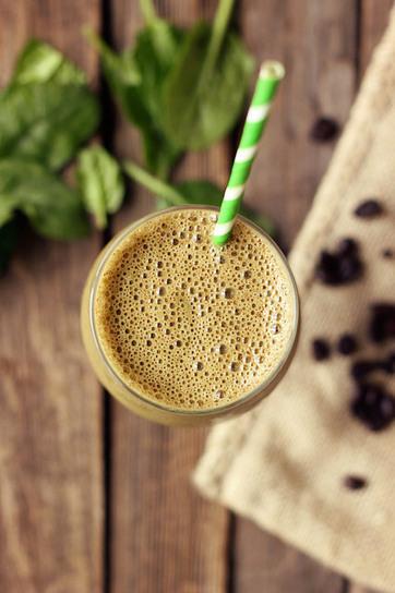 Energizing Green Smoothie - Gluten-free and Vegan | My Vegan recipes | Scoop.it