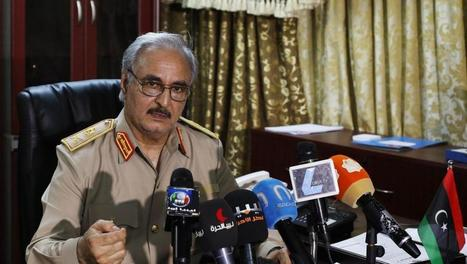 France's dangerous double game in Libya | Saif al Islam | Scoop.it