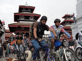 साइकलमैत्री पूर्वाधार निर्माण गरेबापत सिटी सेन्टरलाई कदरपत्र | Nepali Architecture & Urban Planning | Scoop.it