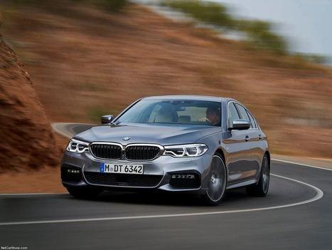 BMW Série 5 2017: Dévoilée avant sa présentation officielle | MonAutoNews | Scoop.it