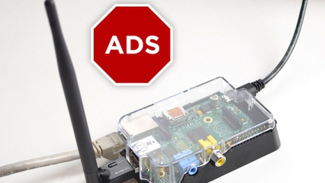 Block Ads on All Your Devices with a Raspberry Pi - Lifehacker | Raspberry Pi | Scoop.it