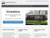 www.honestdeals4u.com | Detroit Real Estate Blog | Detorit  Real Estate Investment | Scoop.it