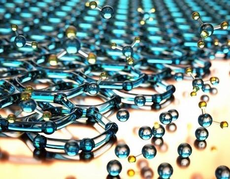 Grafeno: 7 cosas que quizás no sabías | Nanocarbono | Scoop.it