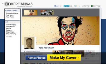 10 herramientas para hacer portadas creativas con el Timeline de Facebook : Marketing Directo | Hiii | Scoop.it