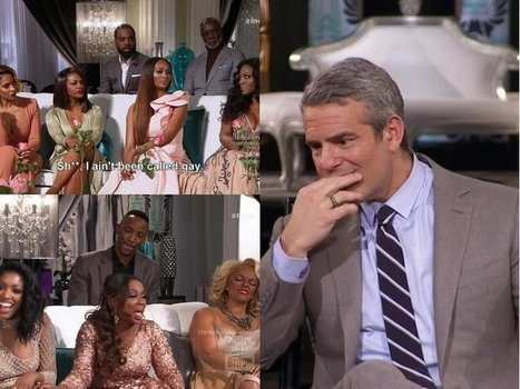 Watch: Andy Cohen Reads the Atlanta Housewives on Their Casual Homophobia | Gay Relevant | Scoop.it