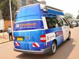 African Bank Launches Mobile Banking Vans For The Unbanked | Financial | Scoop.it