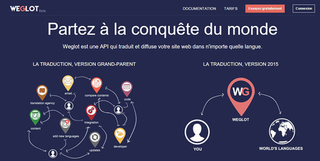 Weglot : Révolution multilingue sous WordPress ? | WordPress France | Scoop.it