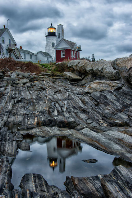 Pemaquid Lighthouse, Maine on imgfave | Mito | Scoop.it