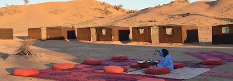 Excursion al desierto del Mhamid   Marrakech Visita Guiada   Tourisme   Scoop.it