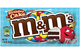 Birthday Cake M&Ms Are Coming So You Can Have Your Cake And Eat Your Candy, Too | Troy West's Radio Show Prep | Scoop.it