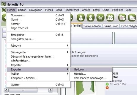 Comment créer un fichier GEDCOM depuis votre logiciel de ... | Généalogie | Scoop.it