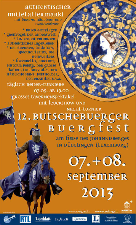 Buergfest | Luxembourg (Europe) | Scoop.it