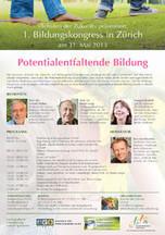 ANMELDUNG Bildungskongress 2013 - Schulen der Zukunft - für eine Kultur der Potentialentfaltung   gelingende Bildung   Scoop.it