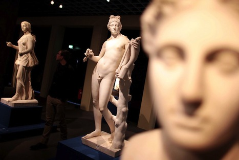 Olympian world of the Greek gods is recreated at the Roman-Germanic Museum in Cologne   Ancient People   Scoop.it