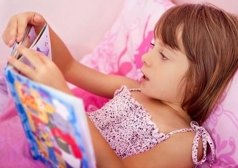 Beneficios de leer un cuento antes de dormir a los niños - Escuela en la nube | Litteris | Scoop.it