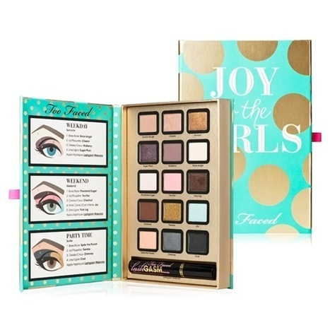 Mary McDonald and Too Faced Release Holiday Makeup Collection - Beauty World News | Holiday Makeup | Scoop.it