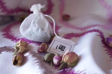 Sachet haute couture avec les thés de Constance | Actualités du monde du thé | Scoop.it