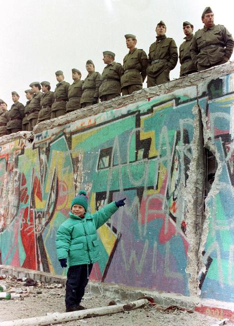 Remembering the Berlin Wall | The Berlin Wall | Scoop.it