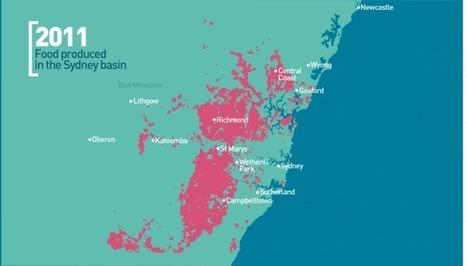 Urban sprawl is threatening Sydney's foodbowl | Urban Places | Scoop.it