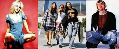 90s Popular Fashion Trends | Fashion History | Scoop.it