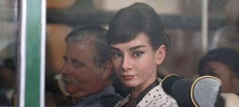 Audrey Hepburn egy csokoládé reklámban | Screen Freak | Scoop.it