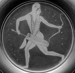 Griegos y Escitas (III): Aquiles entre la elite escita - temporamagazine.com | Mitología clásica | Scoop.it