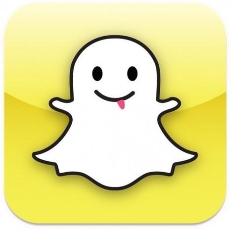 Snapchat, le réseau social sécurisé qui buzz - Telcospinner | Les arts, la mode, la publicité et Internet | Scoop.it