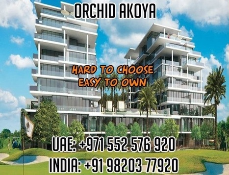 Damac Orchid Akoya | Real Estate | Scoop.it