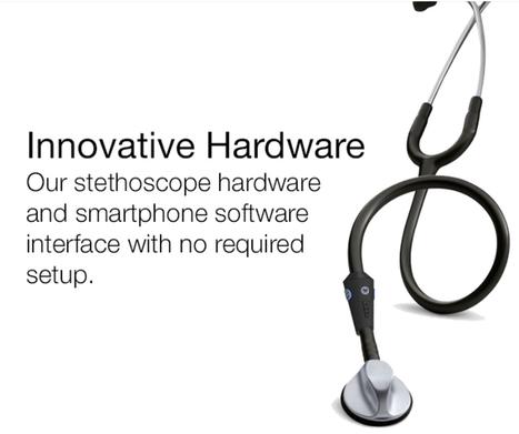 Eko : Le premier stéthoscope connecté au service de la médecine moderne pour bientôt   Internet Of Things   Scoop.it