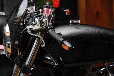 Riders N'Com | custom cafe racer | Scoop.it