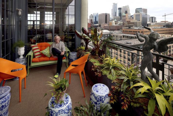 Have balcony, will garden   Container Gardening   Scoop.it