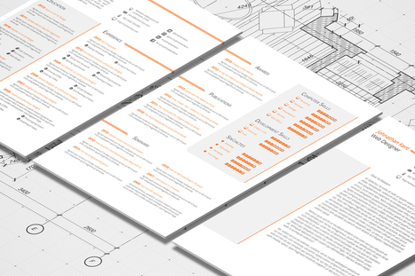 Designer's Toolkit: CV/Resume Template & Cover Letter | Ultimate Tech-News | Scoop.it